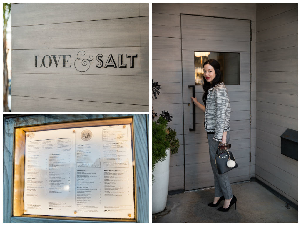 Love & Salt Restaurant Manhattan Beach