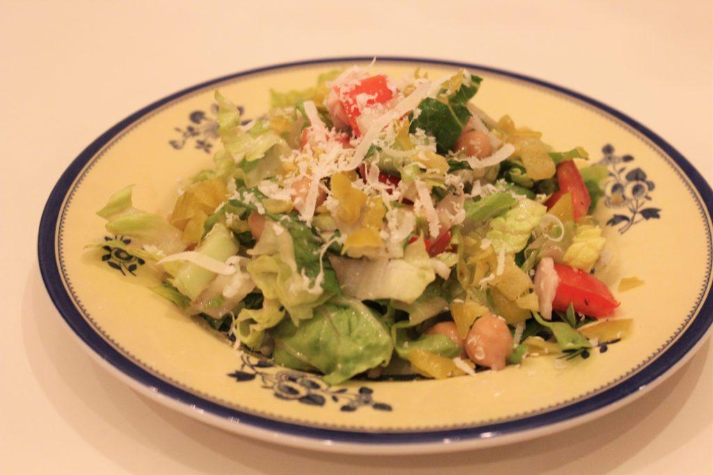 Healthy Italian Chopped Salad Recipe