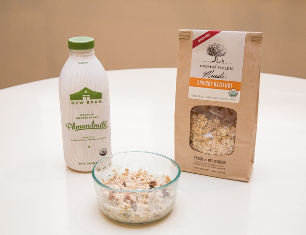 From the Fields Gluten Free Muesli