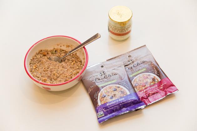 Gluten Free TeeChia Cereal