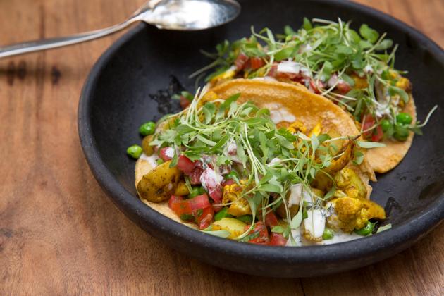 Plant Food and Wine Vegan Restaurant