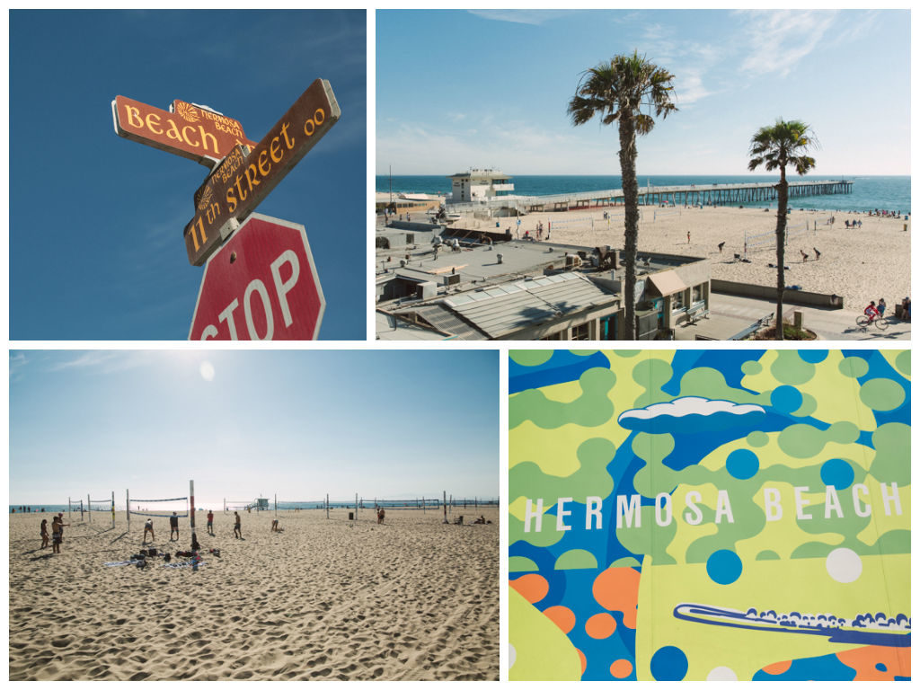 Hermosa Beach Photo by Mo Summers