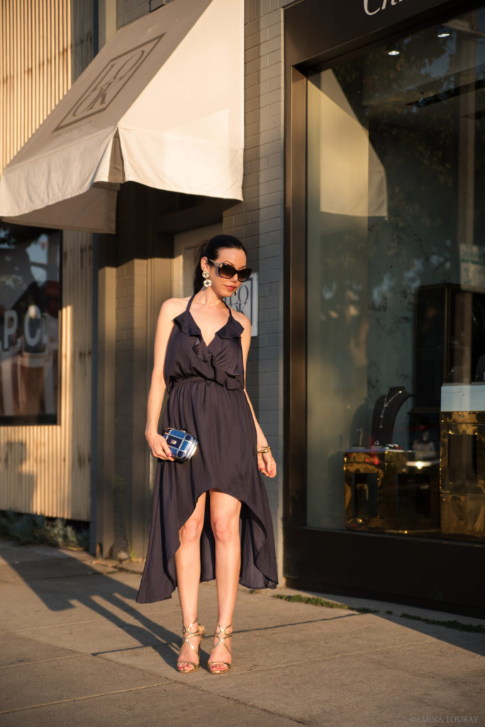 Date Night Look with Revolve Clothing