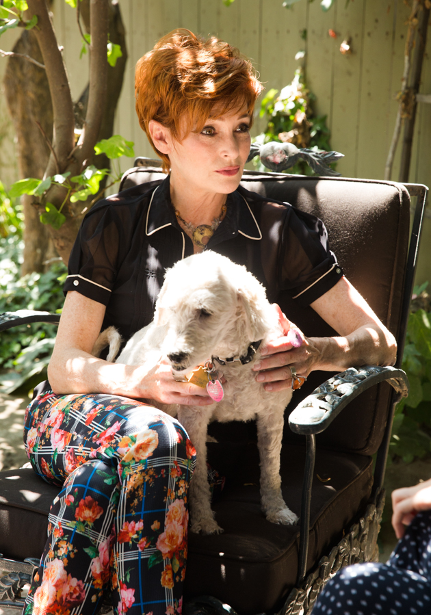 An Interview with Carolyn Hennesy