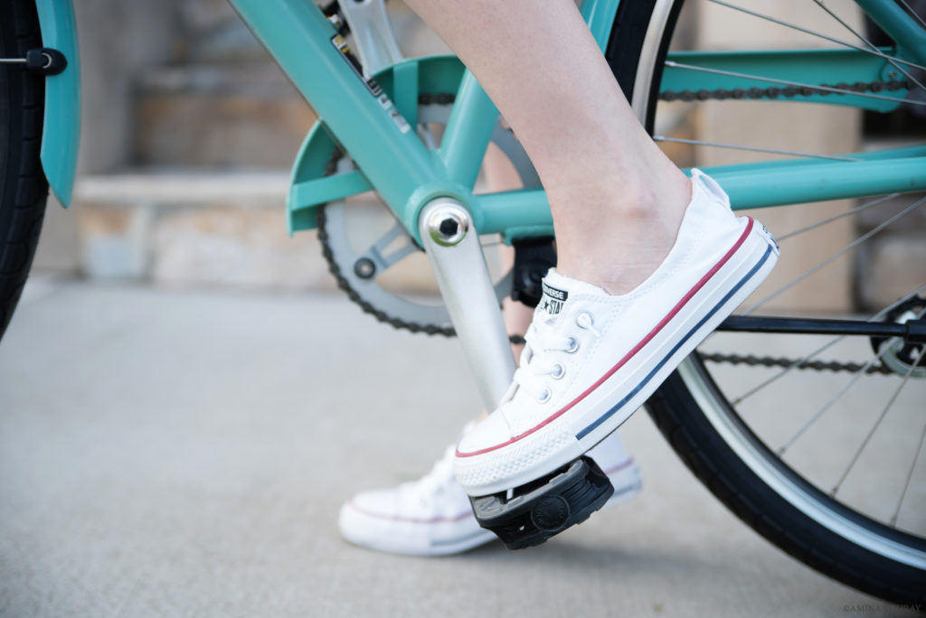 Bike Ride in Converse