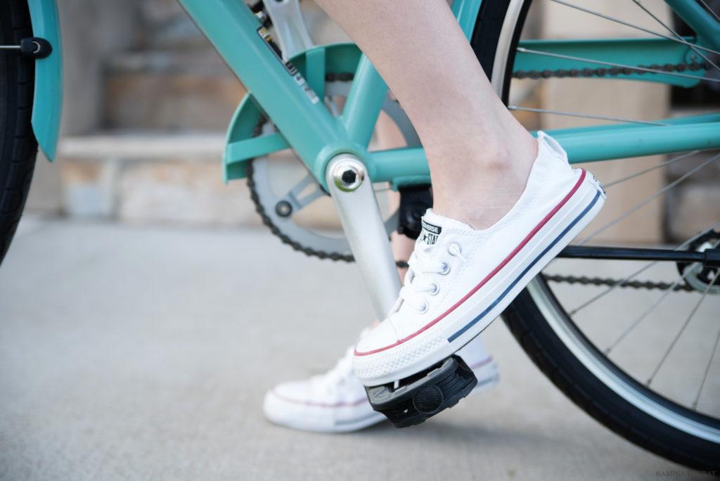 Bike Ride in Converse