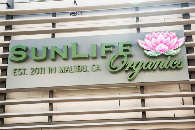 SunLife Organics Manhattan Beach