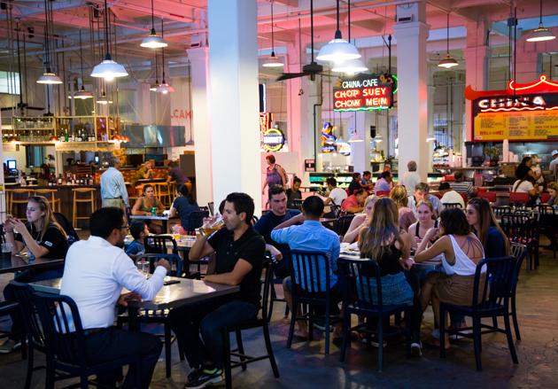Grand Central Market DTLA