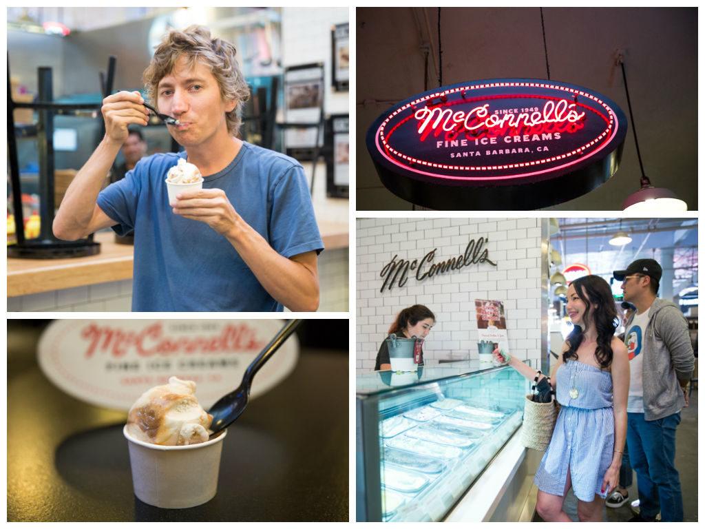 Grand Central Market McConnell's Fine Ice Cream