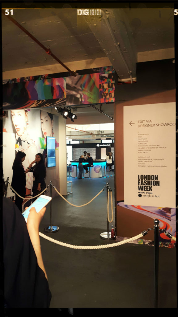 LFW Designer Showrooms