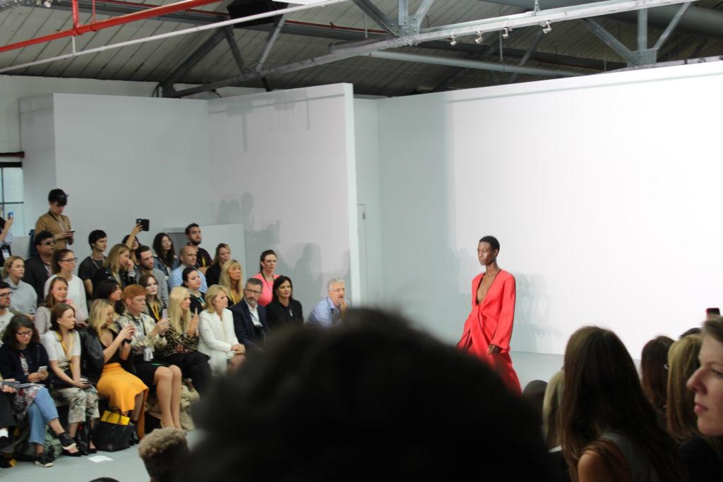 London Fashion Week Sid Neigum