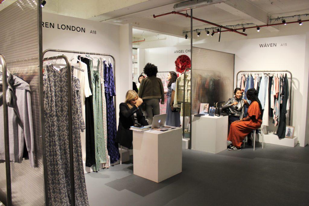 London Fashion Week Ss17 Pretty Little Shoppers