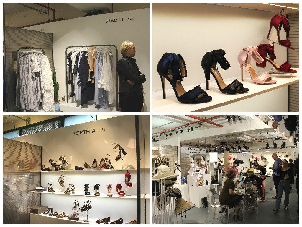 London Fashion Week Designer Showrooms