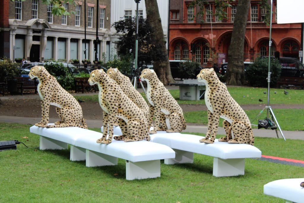 London Fashion Week Malone Souliers