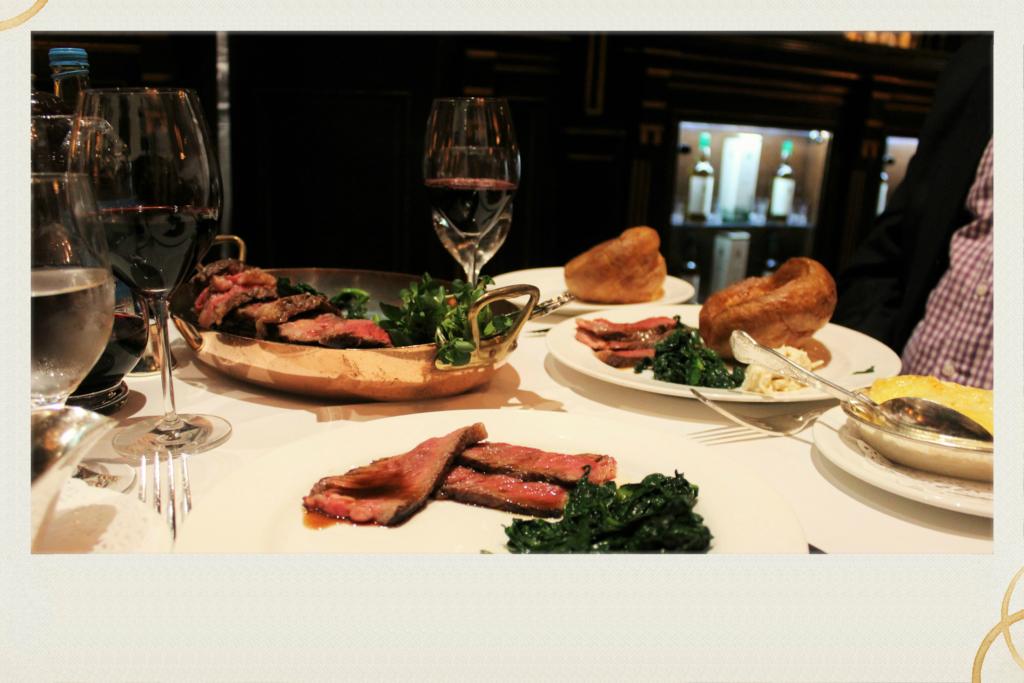Rules Restaurant London