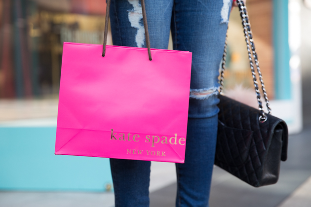 Kate Spade Santa Monica Photo by Mo Summers