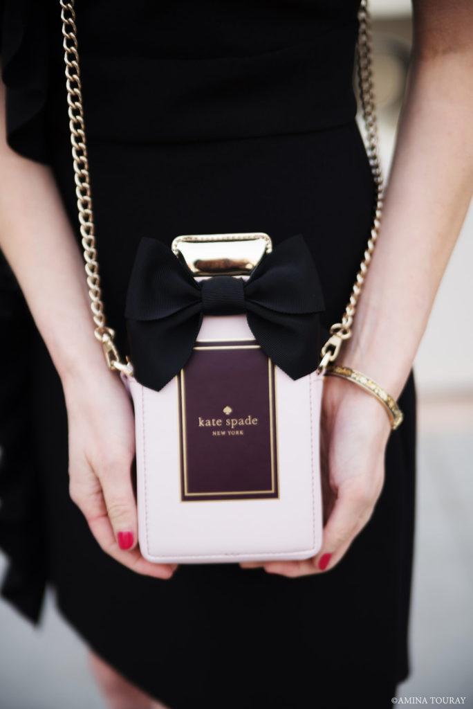 Kate Spade New York Perfume Bottle Crossbody Bag