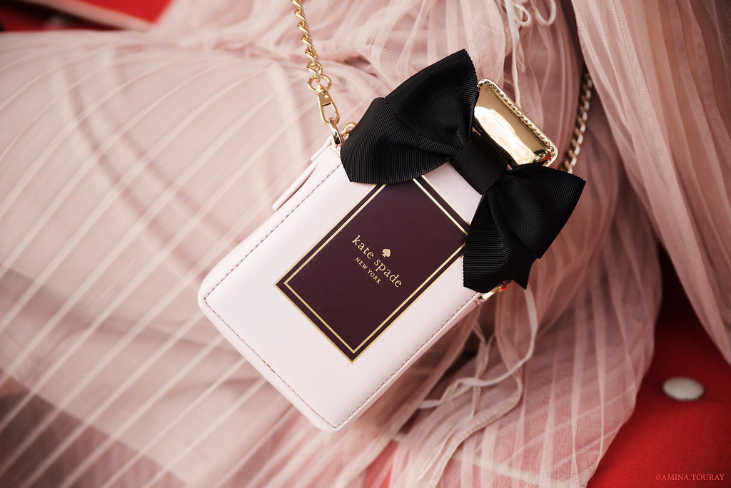 Kate Spade Perfume Bottle Crossbody Bag