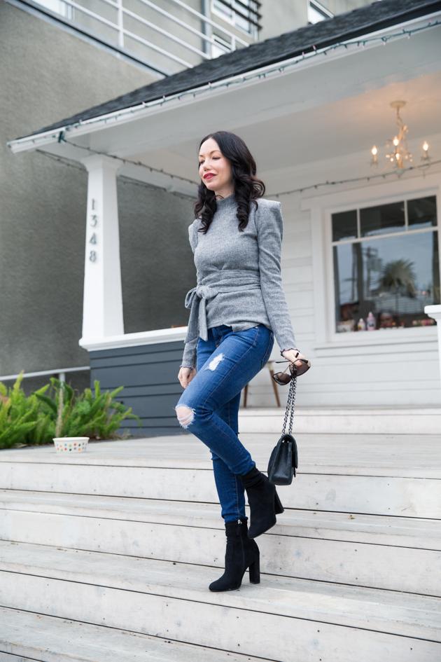 Grey Sweater Weather