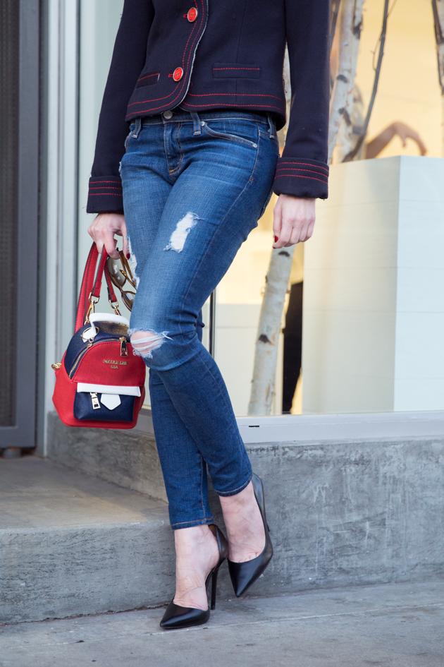 Nicole Lee Backpack
