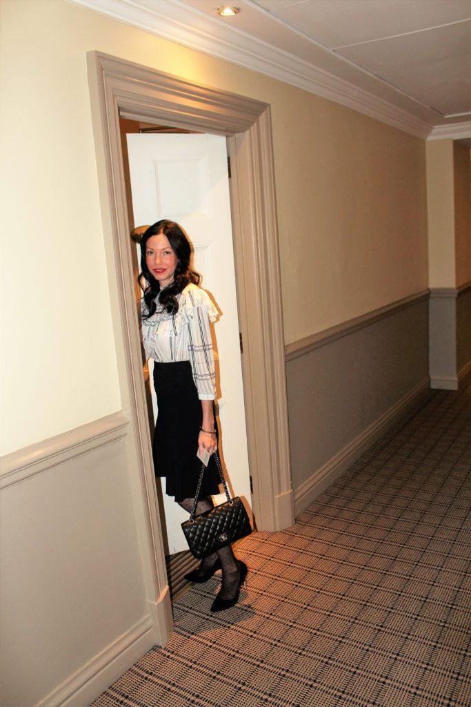 Edinburgh Photo Diary: Balmoral Hotel