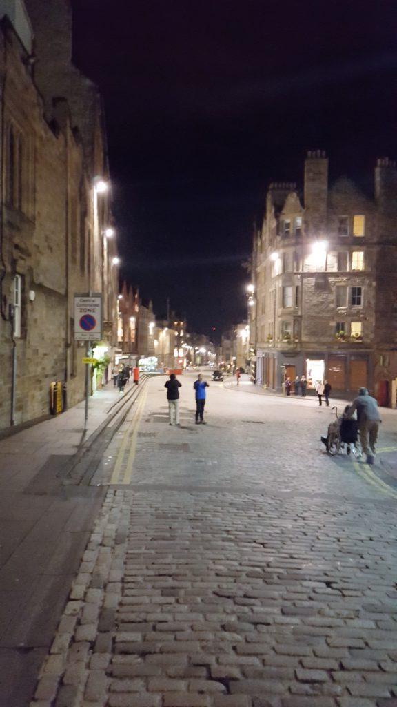 Edinburgh Photo Diary