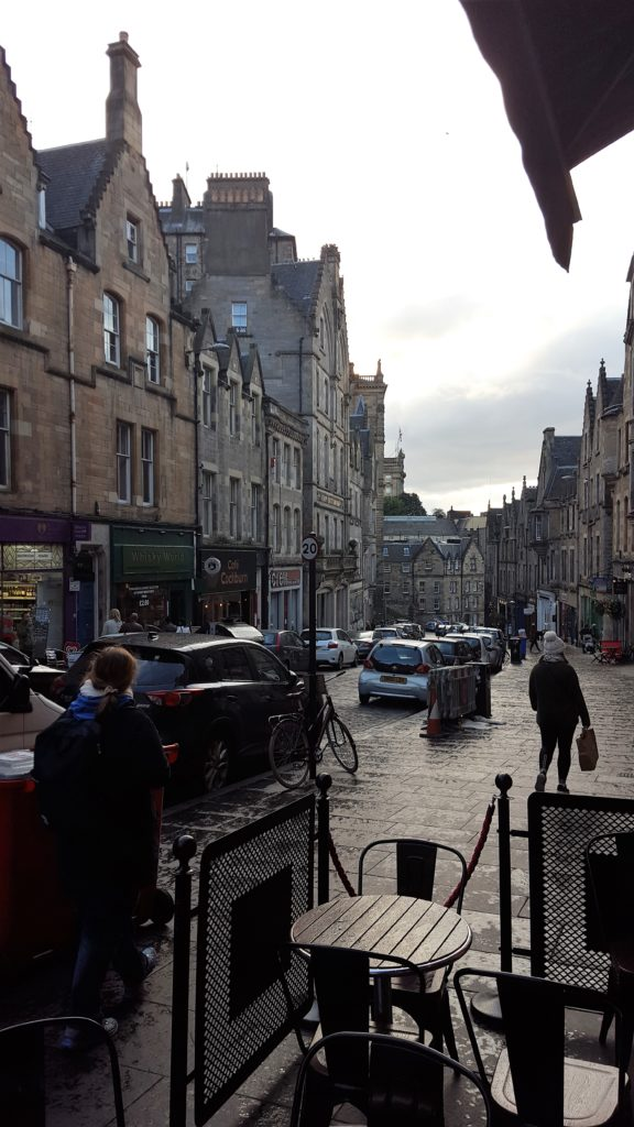 Edinburgh Photo Diary