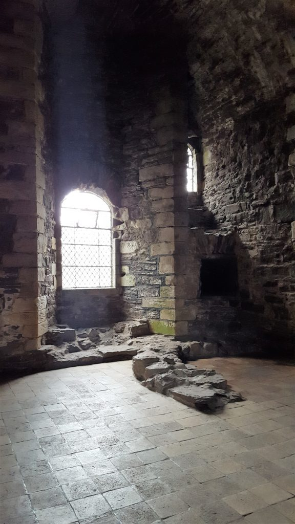 Edinburgh Photo Diary: The Outlander Tour