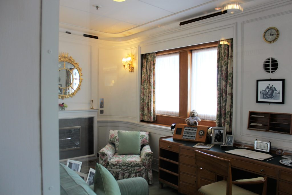 Edinburgh Photo Diary: The Royal Yacht Britannia