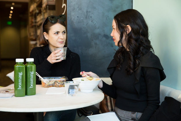 Beaming Organic Superfood Cafe,