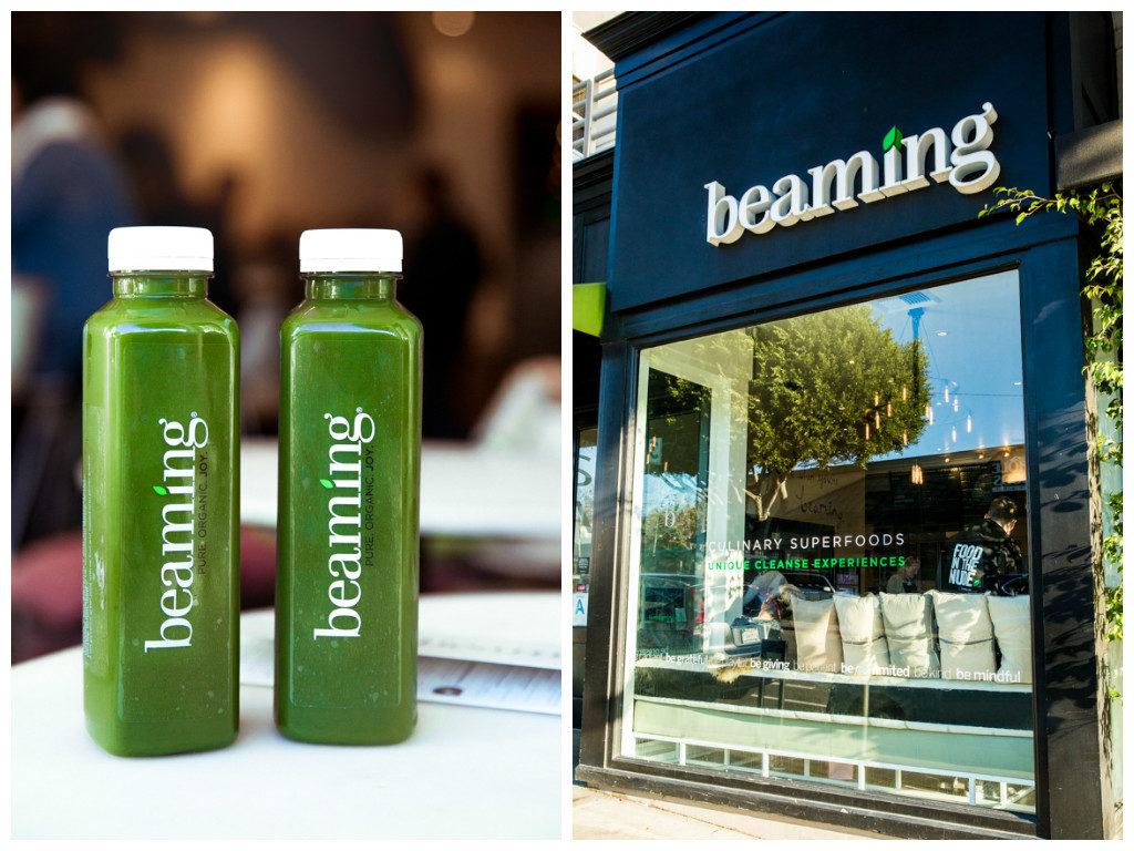 Beaming Organic Superfood Cafe