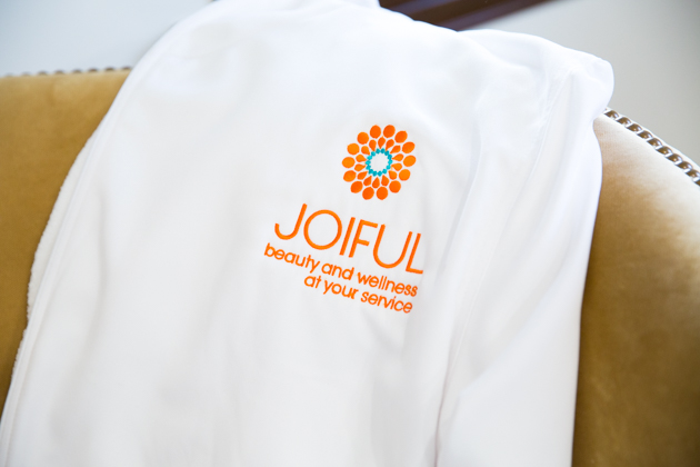 Spa Day at Home with Joiful App