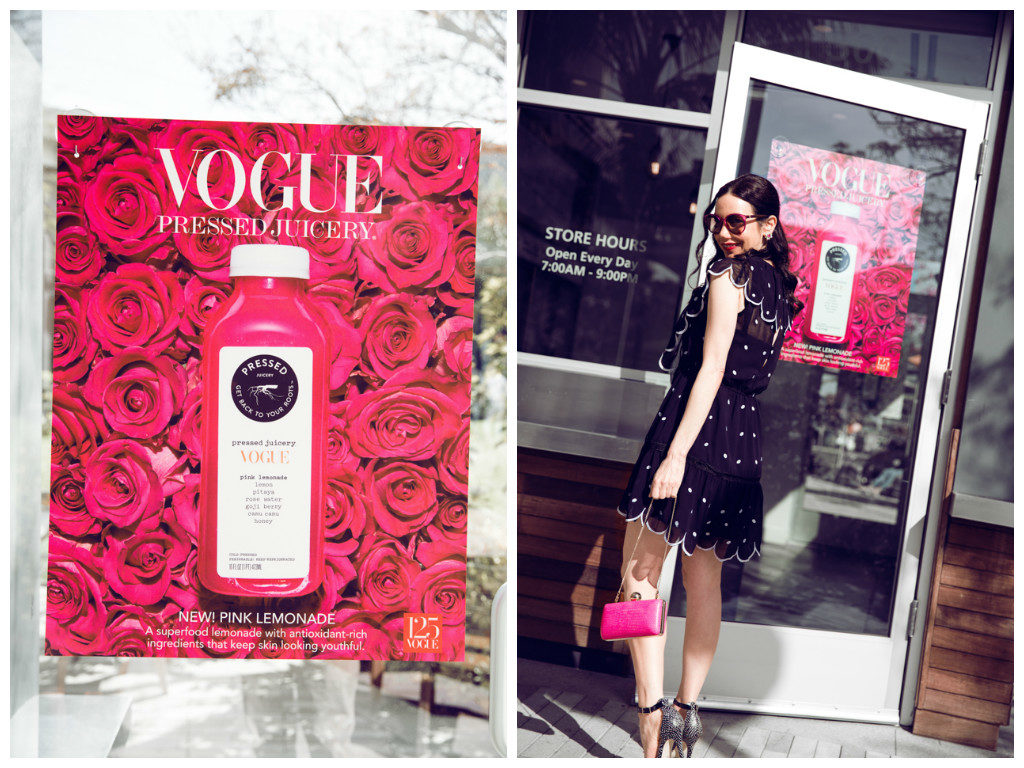 En Vogue with Pressed Juicery