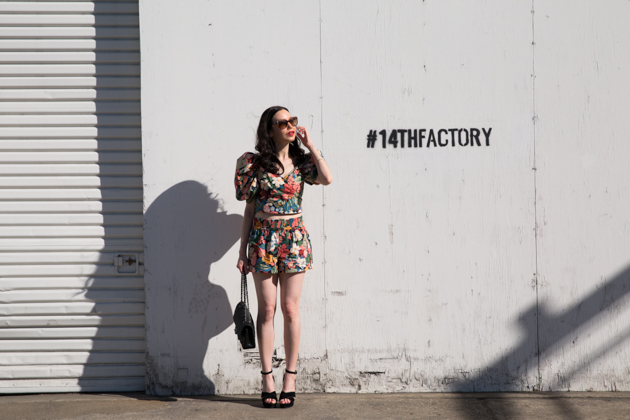 Pretty Little Shoppers Blog Visits The 14th Factory