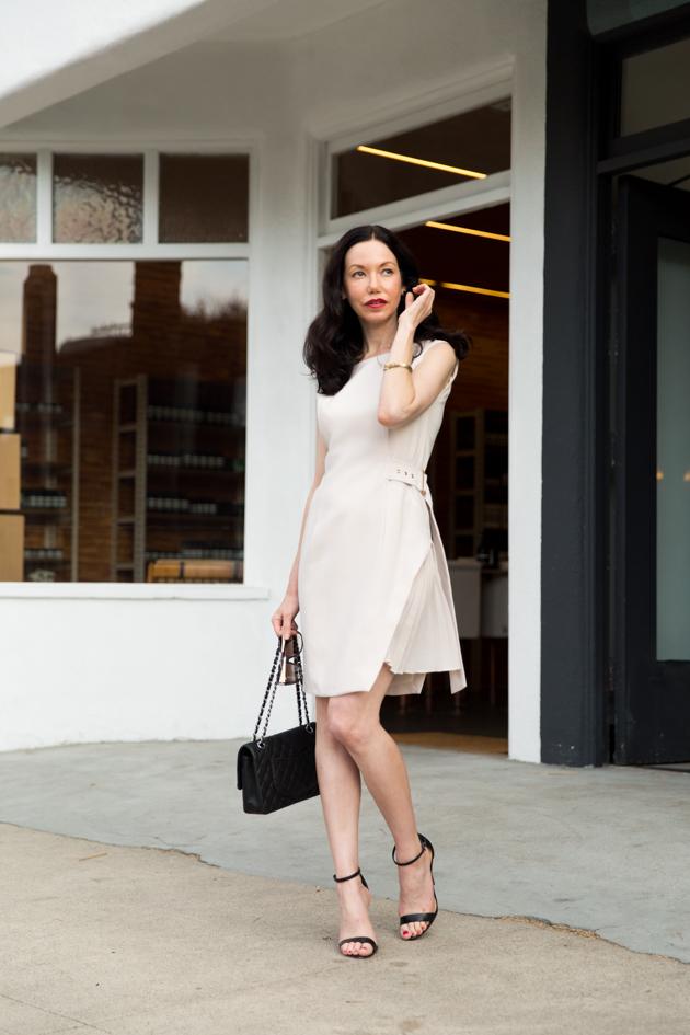 Pretty Little Shoppers Blog wears Metisu Fashion Dress