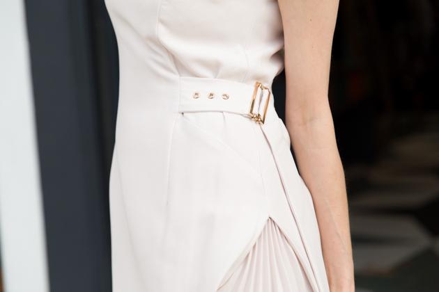 Metisu Fashion Apricot Shift Dress