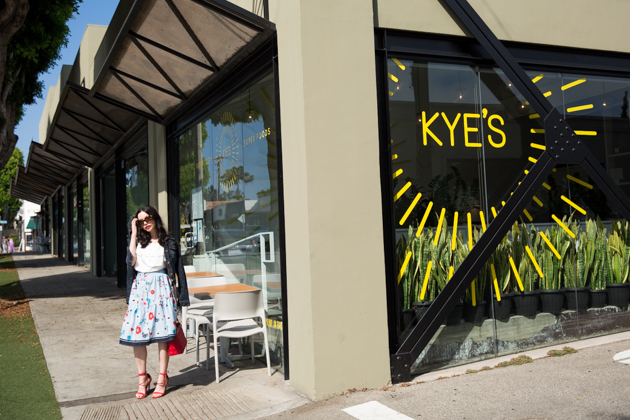 Pretty Little Shoppers Blog Visits Kye's Montana