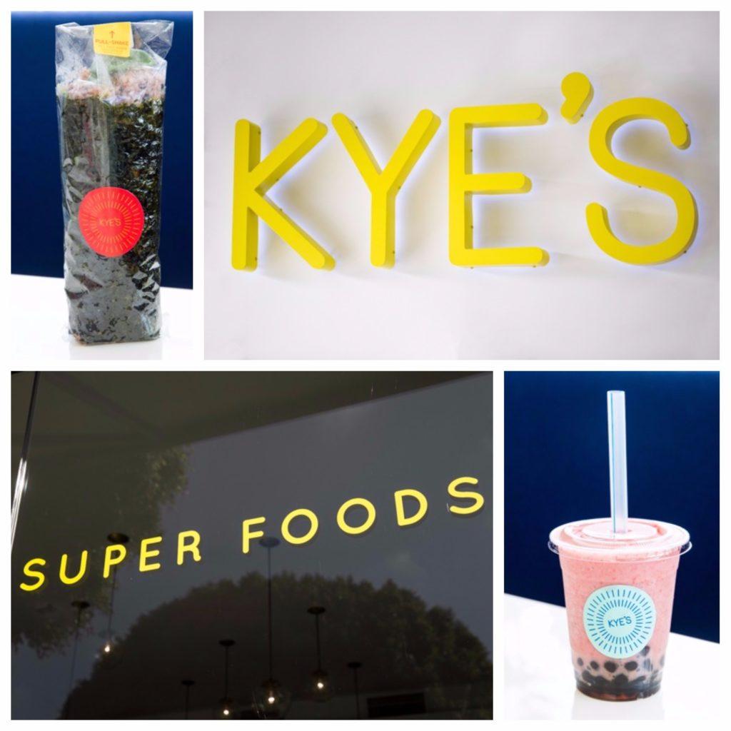Kye's Montana - Organic Super Foods