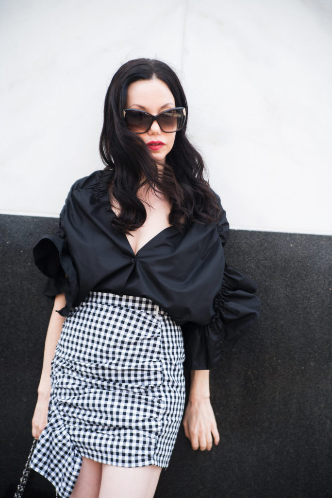 Gingham Style - Pretty Little Shoppers Blog