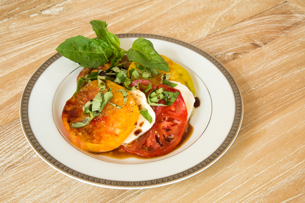 Summer Recipe Ideas - Caprese Salad
