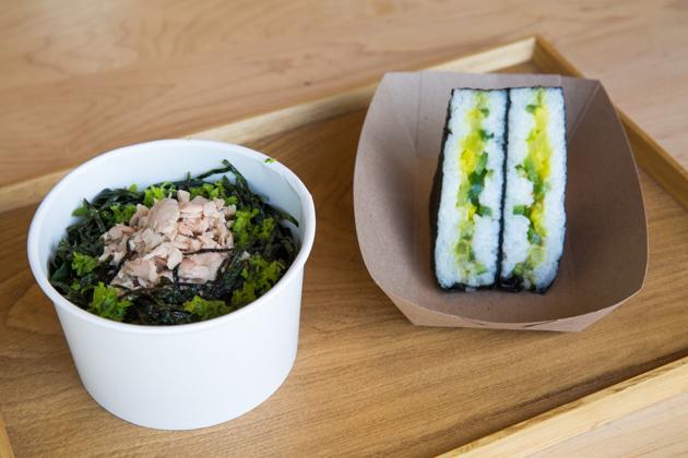 Sushi Sandwich - Shuhari Matcha Cafe