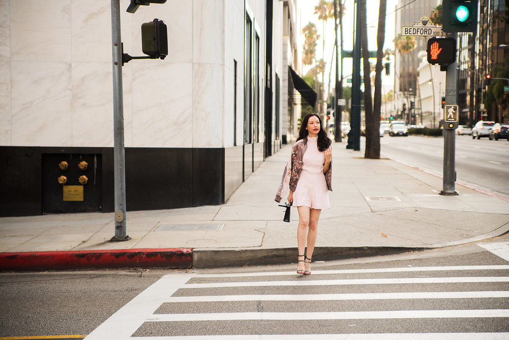 Pretty Little Shoppers Blog in Beverly Hills
