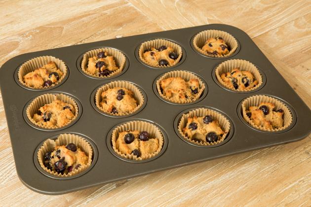 Gluten Free Blueberry Muffin Recipe - Pretty Little Shoppers Blog