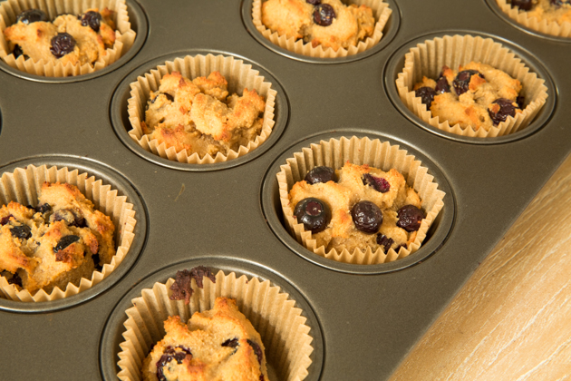 Gluten Free Blueberry Muffins - Pretty Little Shoppers Blog