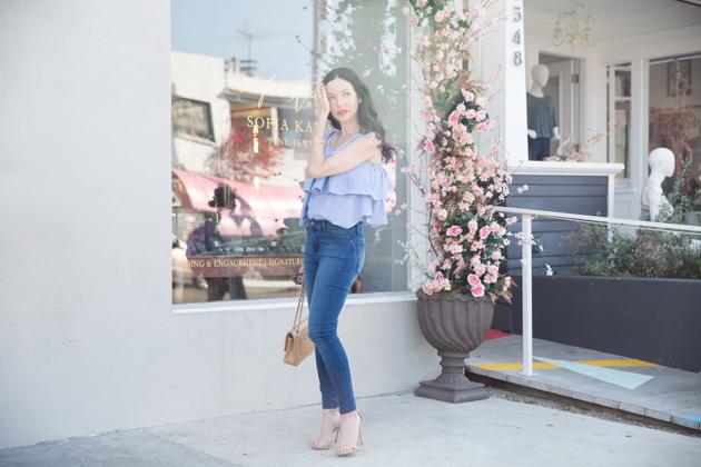 Mott & Bow Denim - Pretty Little Shoppers Blog