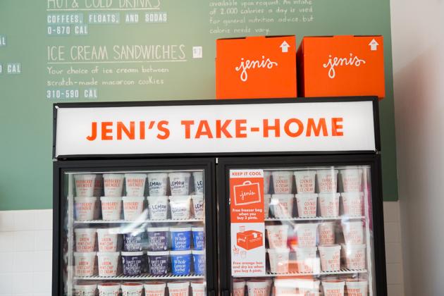 Jeni's Splendid Ice Creams - Venice Beach