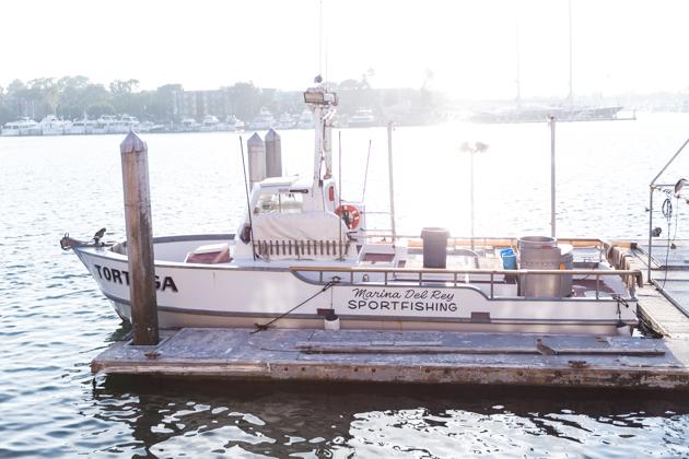 Marina Del Rey Pier - Photo by Mo Summers