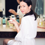 Keeping my Skin Glowing for Fall with L'BRI