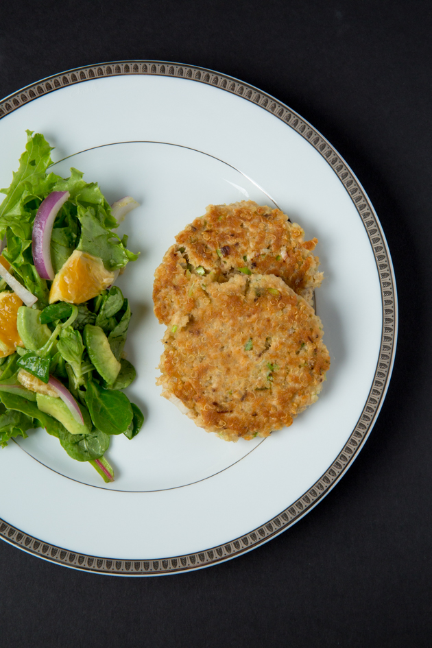 Salmon Quinoa Croquettes - Pretty Little Shoppers Blog
