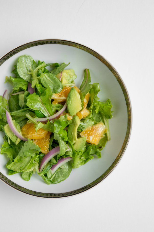 Citrus, Avocado and Red Onion Salad - Pretty Little Shoppers Blog